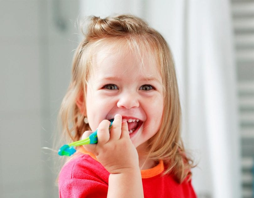 80% of 1 to 2-year-olds didn't visit an NHS dentist last year